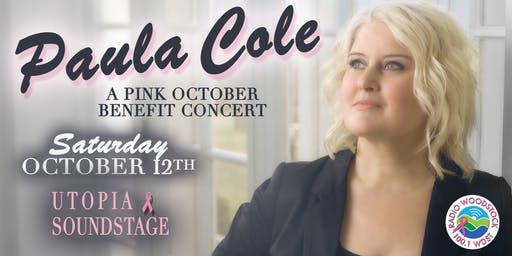 Paula Cole: A Pink October Benefit Concert