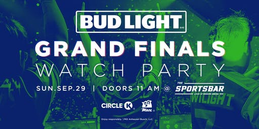 Bud Light Grand Finals Watch Party - Vancouver Titans