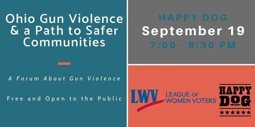 Ohio Gun Violence and a Path to Safer Communities