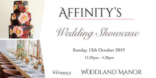 Affinity Wedding Showcase at Woodland Manor