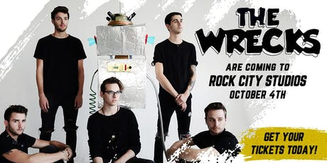 The Wrecks at Rock City Studios tickets