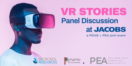 VR Stories Panel Discussion at Jacobs