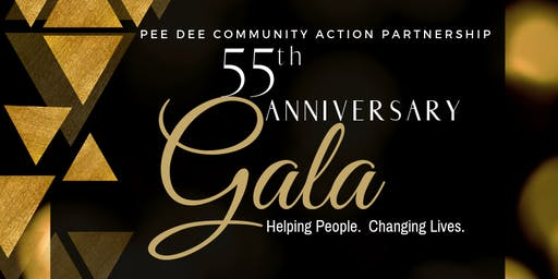 Pee Dee Community Action Partnership 55th Anniversary Gala