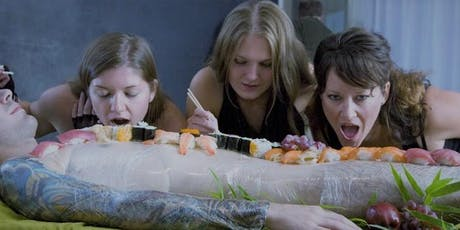 Body Sushi Buffet (Naked Body Platters) - Stay for the Party? tickets