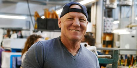 An Evening with Steve Madden moderated by Aya Kanai tickets