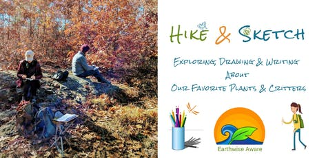 Hike & Sketch at Fresh Pond tickets