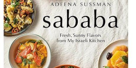 Cookbook Author Adeena Sussman Visits Temple Beth Israel tickets
