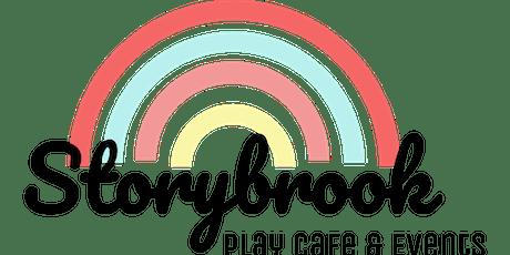 FREE Storytime @ Storybrook! tickets