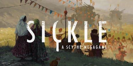Board Games Mty presenta: Sickle - Un Mega juego de Scythe entradas