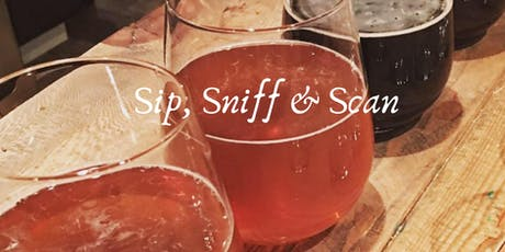 Sip, Sniff and Scan at Boots Brewing tickets