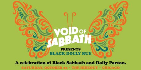 Void of Sabbath: Black Dolly Rue tickets