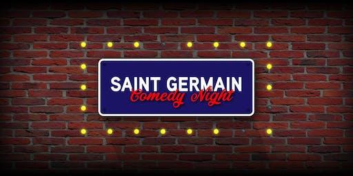 Saint Germain Comedy Night : 22H