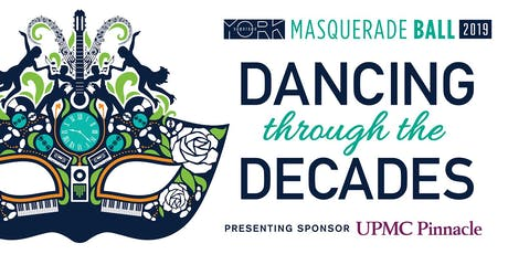 6th Annual Downtown Inc Masquerade Ball Presented by UPMC Pinnacle  tickets