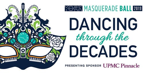 6th Annual Downtown Inc Masquerade Ball Presented by UPMC Pinnacle