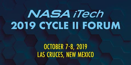 2019 NASA iTech Cycle II Forum tickets