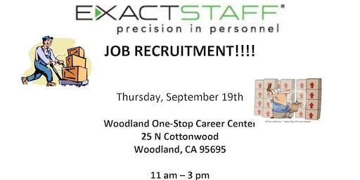 Exact Staff Recruitment