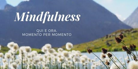 Mindfulness - Prova gratuita biglietti