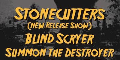 "Halloween Metal Massacre! Stonecutters 7"" Release Show"