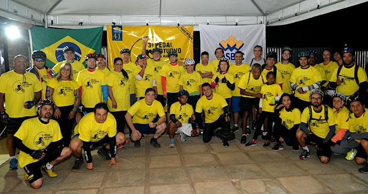 Imagem do evento 4º Pedal Noturno da Asbac Brasília