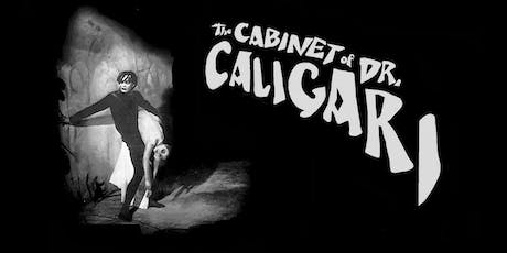 The Cabinet of Dr. Caligari w/ live soundtrack by VOC Silent Film Harmonic tickets