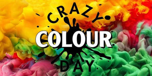 Point View School Colour Fun Day