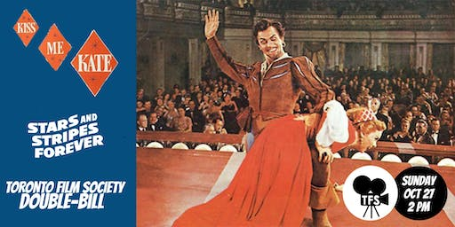 KISS ME KATE (1953) and STARS AND STRIPES FOREVER (1952)