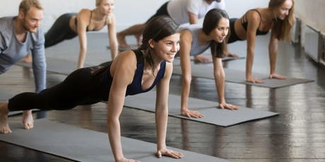 Stretch, Breathe, Relax Exercise Classes tickets