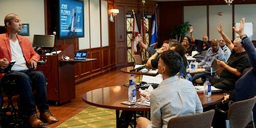The B.O.S.S. II (The Business Of Speaking Seminar II)