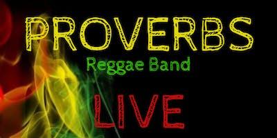 Proverbs Reggae Band LIVE at Maryland Live! Casino