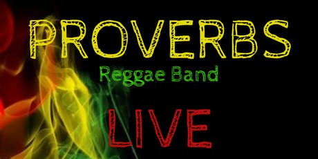 Proverbs Reggae Band LIVE at Maryland Live! Casino tickets