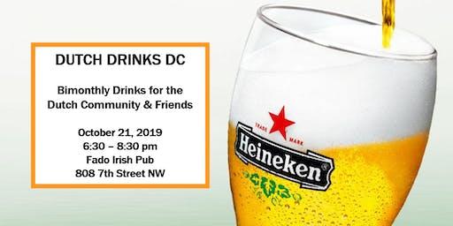 Dutch Drinks DC, Bimonthly Happy Hour