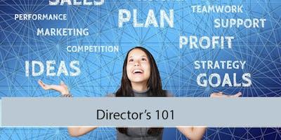 Director's 101 (Berkeley County)