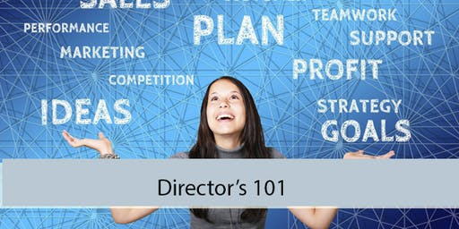 Director's 101 (Berkeley County)