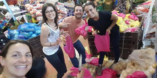 JlM: Food Packing for needy families– אריזת חבילות מזון למשפחות נזקקות
