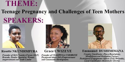 TEENAGE PREGNANCY AND CHALLENGES OF TEEN MOTHERS