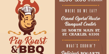 BBQ/Pig Roast Fundraiser for Missouri Association of Free medical clinics tickets