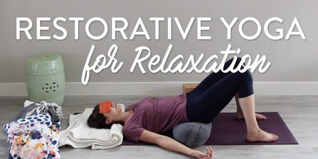 Restorative/Yin Yoga: Heaven is a Place on Earth tickets
