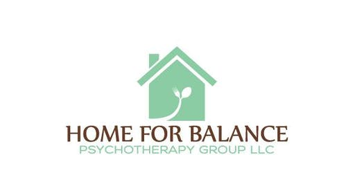 Home For Balance Psychotherapy Group LLC Grand Opening
