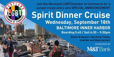 Spirit Dinner Cruise tickets