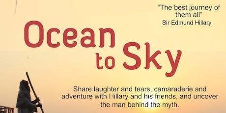 Ocean to Sky - Graeme Dingle Foundation Canterbury tickets