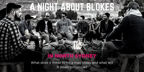 Tomorrow Man - A Night With The Blokes in North Sydney tickets