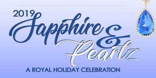 Sapphire and Pearlz Holiday Party