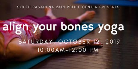 Align Your Bones Yoga tickets