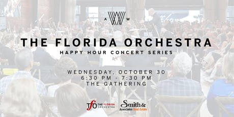 FL Orchestra Happy Hour Concert - October 30th  tickets