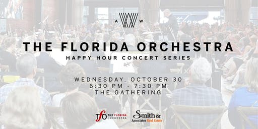 FL Orchestra Happy Hour Concert - October 30th