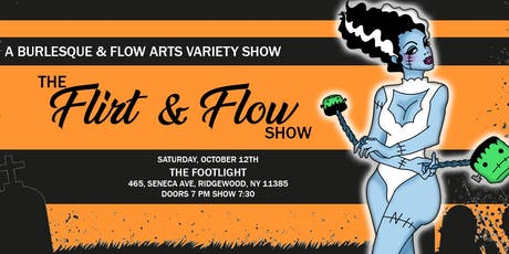 The Flirt & Flow Show tickets