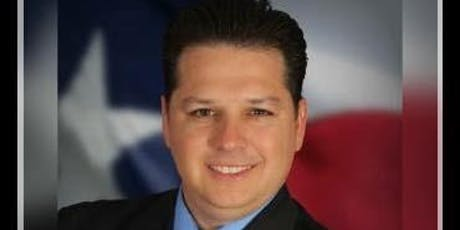 Weston Martinez For Bexar County Commissioner Pct 3 tickets
