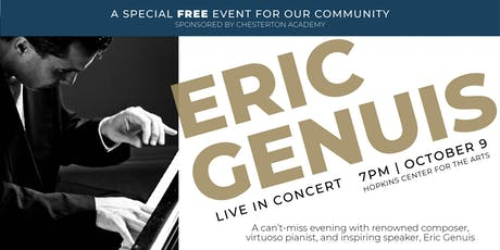 Eric Genuis - Live in Concert tickets
