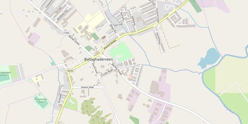 Map Ballaghadereen
