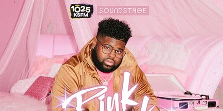 KSFM Sound Stage feat Pink Sweat$ @ Holy Diver tickets